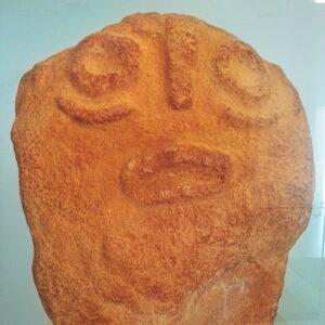 Lepenski-vir-skulptura